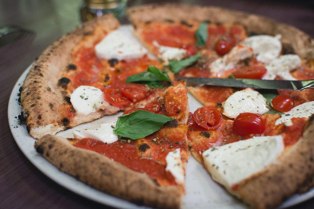 Greek Pizza