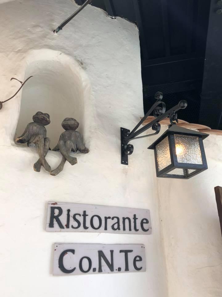 リストランテコンテRISTORANTE Co.N.Te